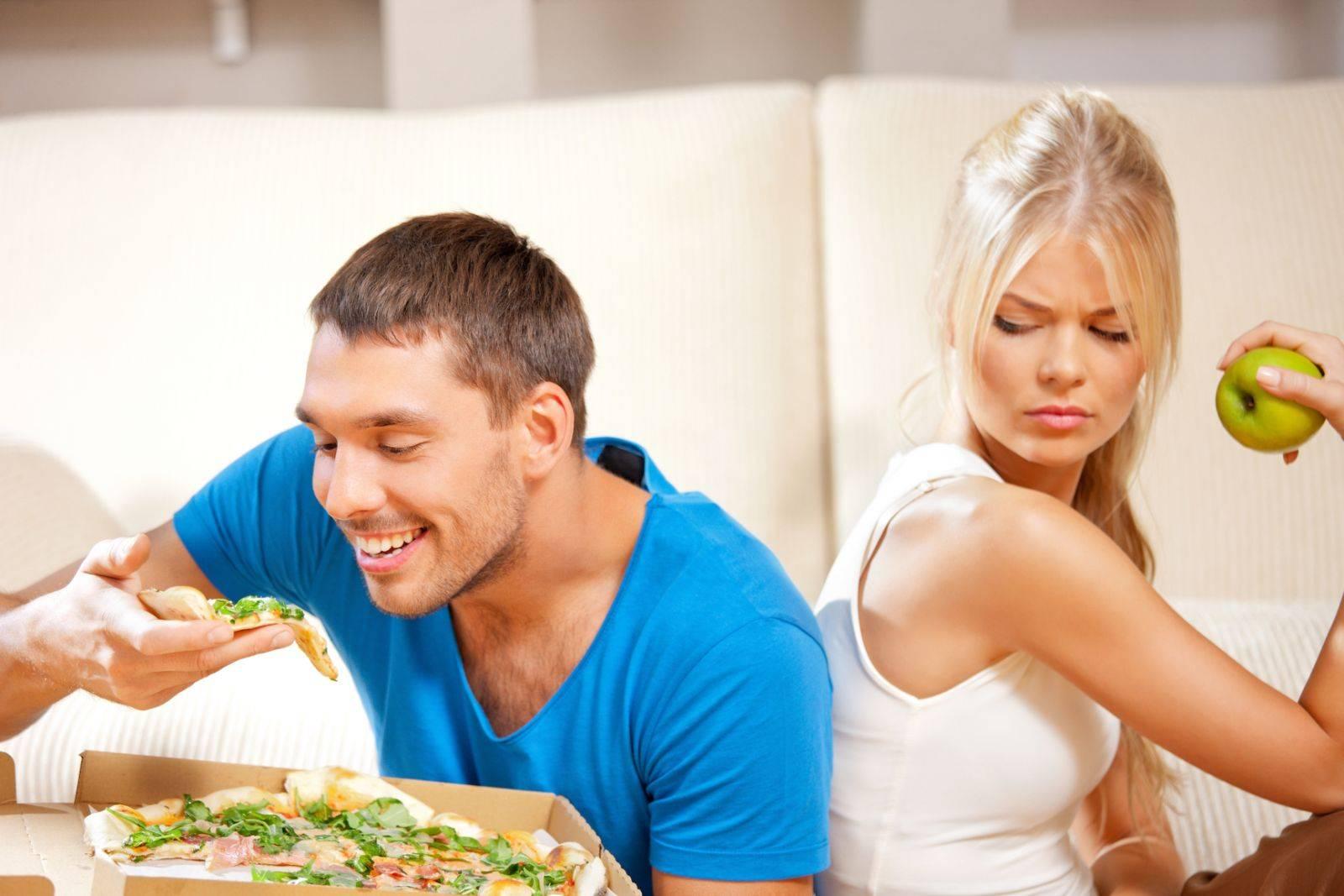 Как сделать диету приятной