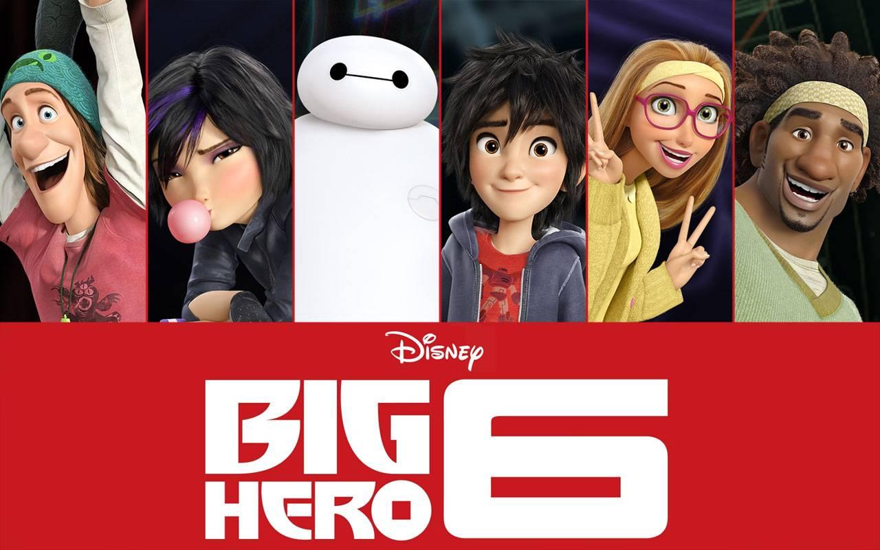 Город героев - мультфильм для всей семьи