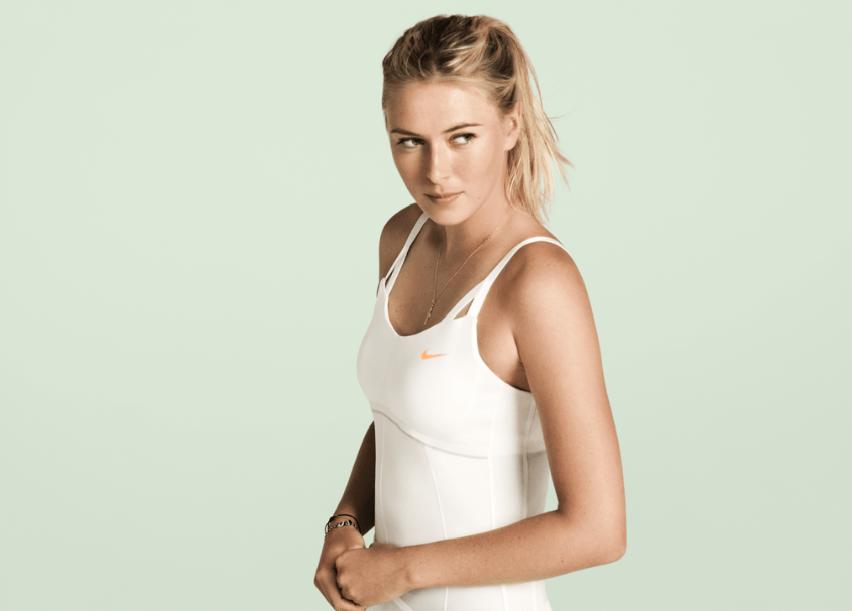 Мария Шарапова теннисистка