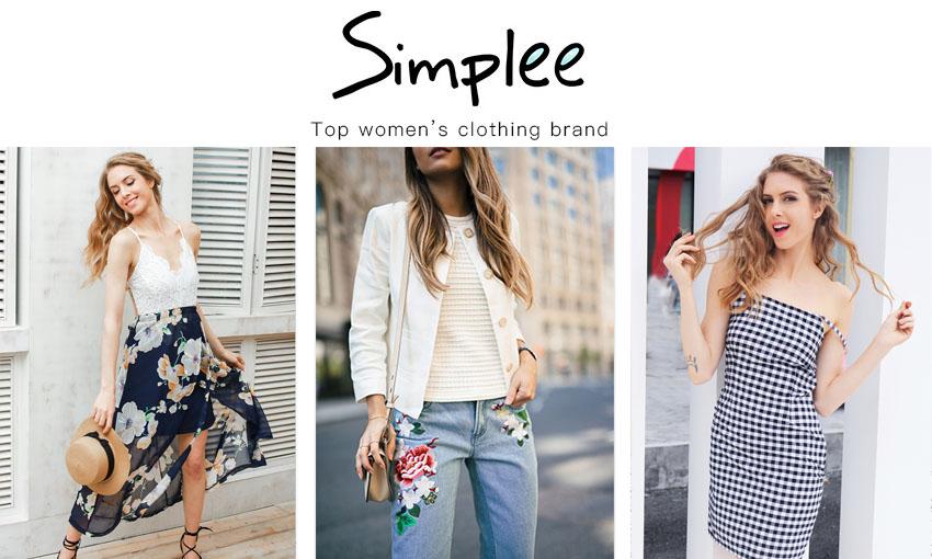 Simplee - женская одежда