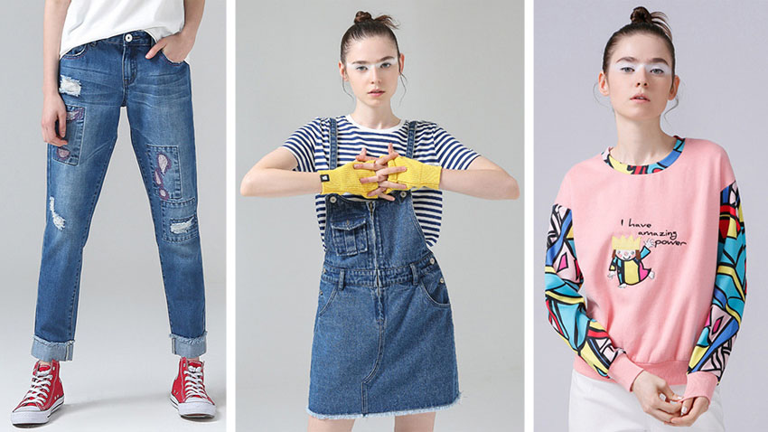 Toyouth - женская одежда