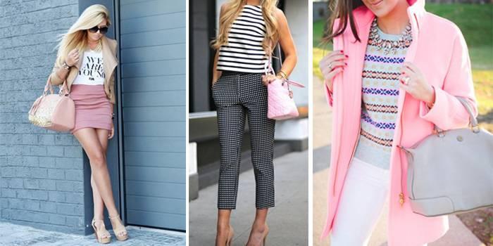 одежда стиль барби