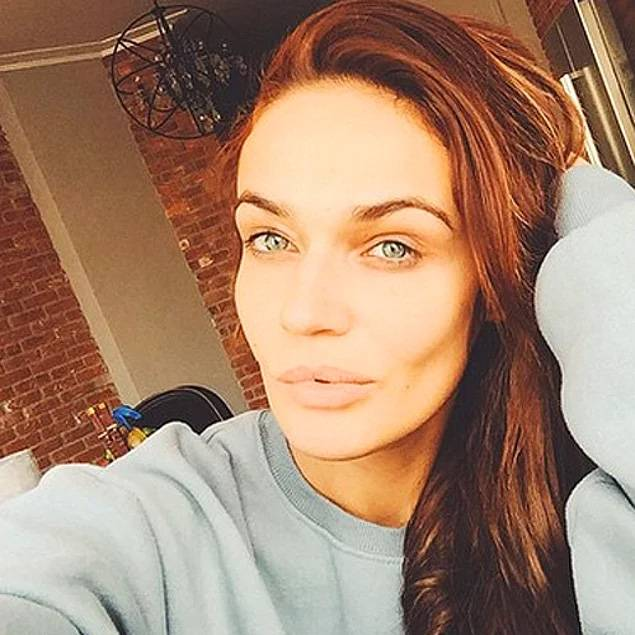 Алена Водонаева без макияжа