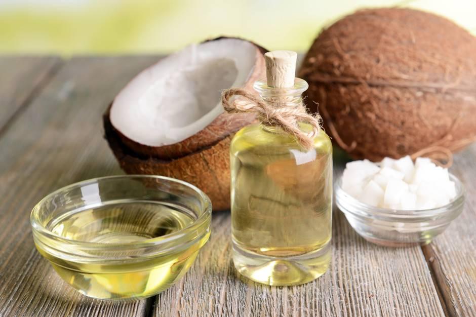 Кокосовое масло для роста волос