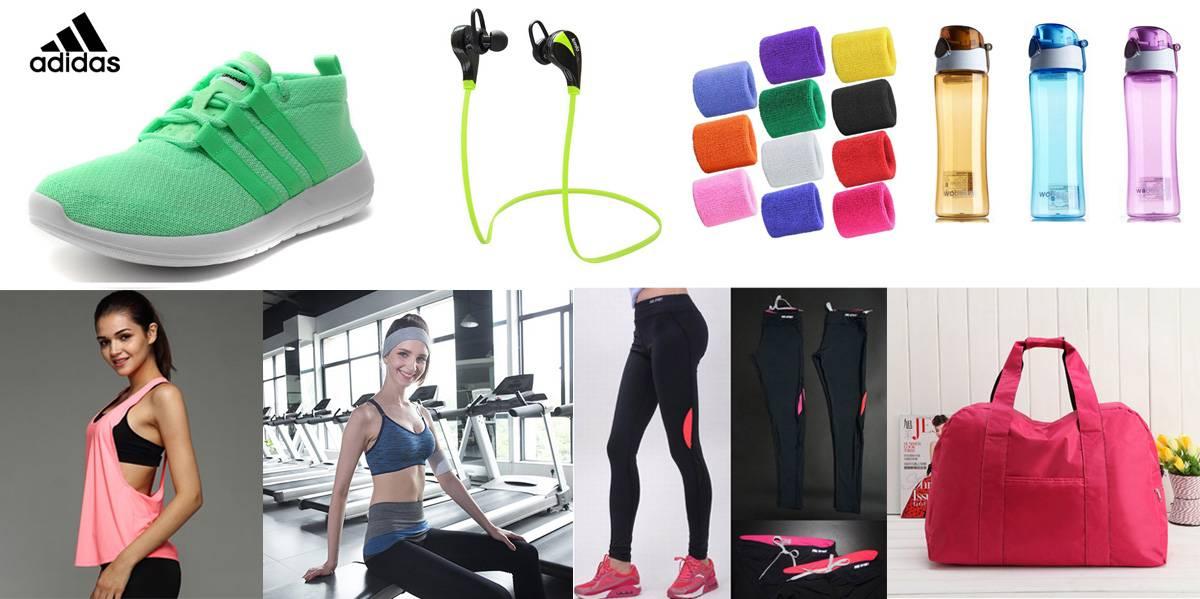 Одежда для фитнеса на Алиэкспресс