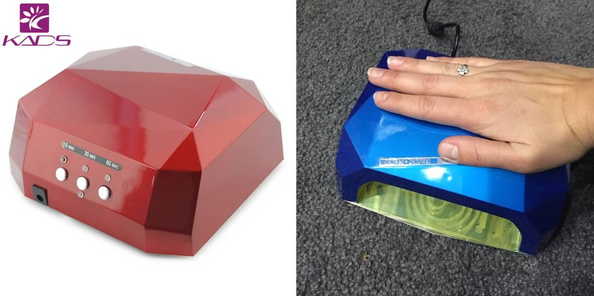 Гибридная лампа для сушки ногтей
