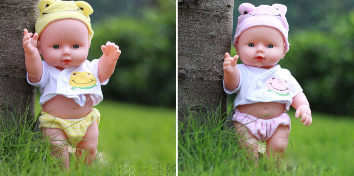 Кукла пупс для девочек