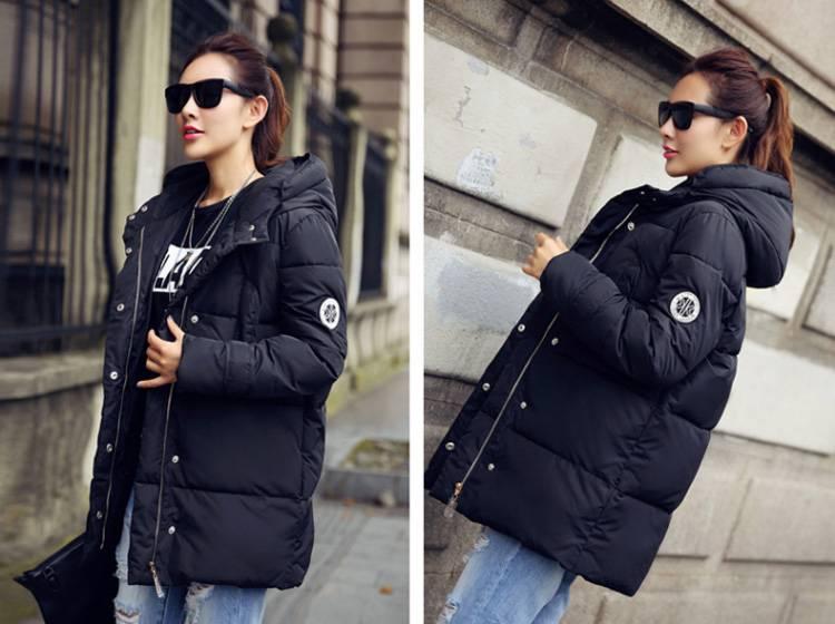 Куртка женская зимняя на синтепоне