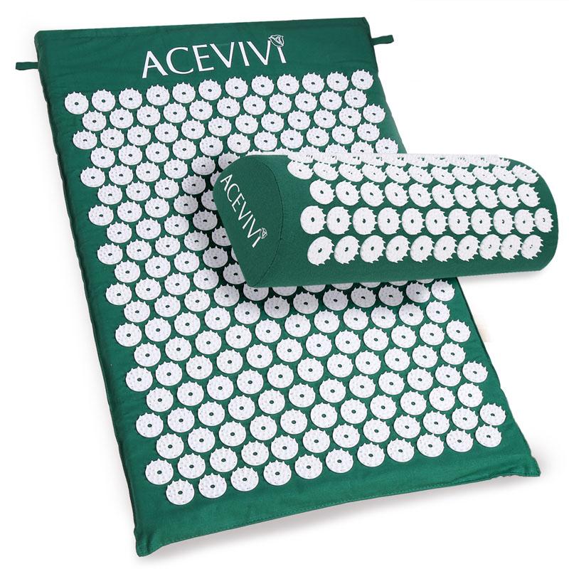 Аппликатор Кузнецова массажный коврик и подушка