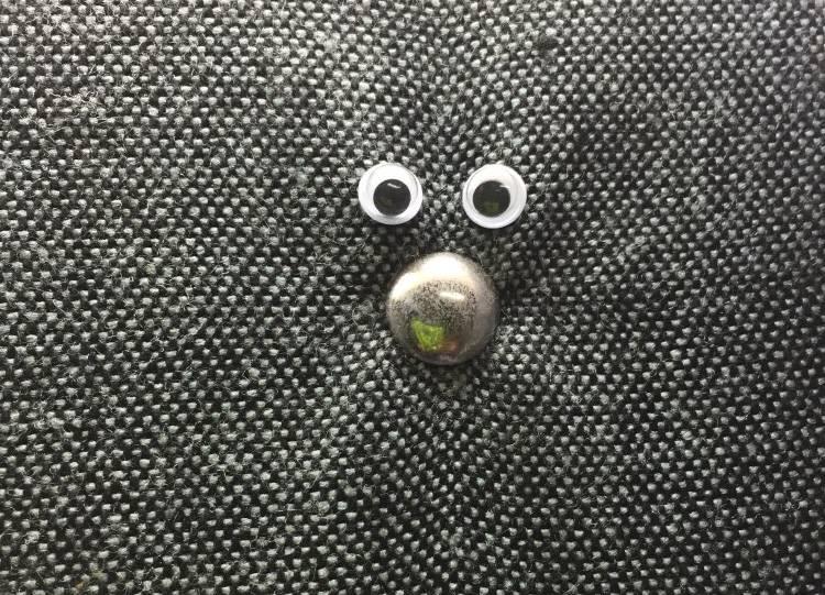 Самоклеящиеся глаза на Алиэкспресс