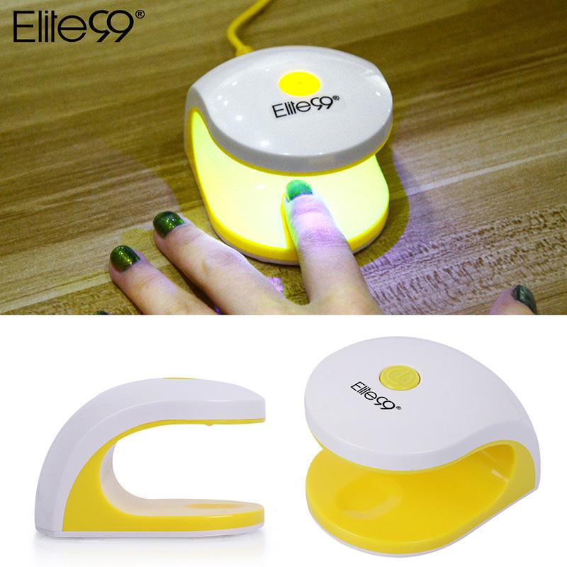 как работает лампа для сушки ногтей