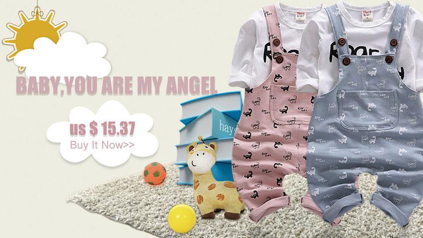 Детская одежда M&F