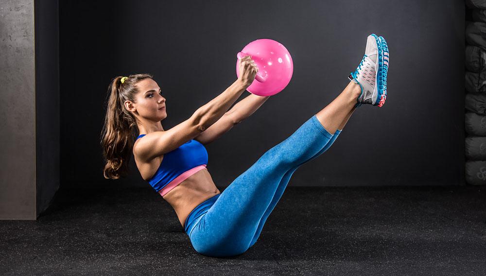 Фитнес мяч Камагон