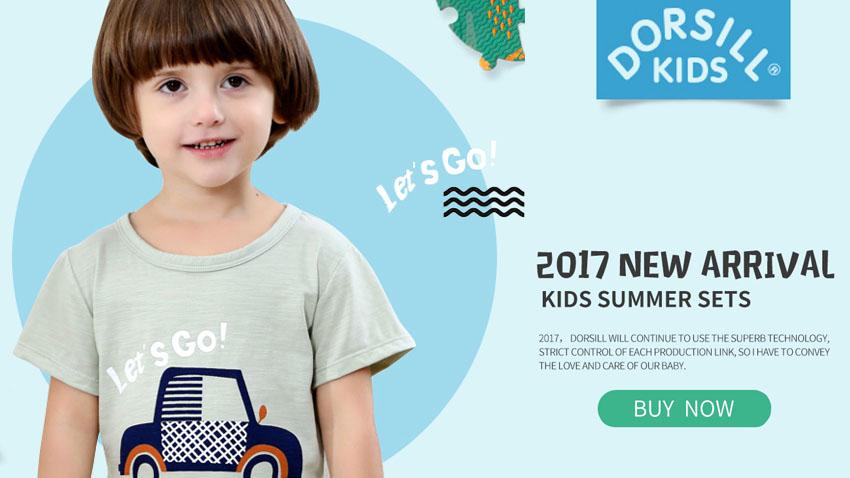 Одежда для девочек и мальчиков Dorsill