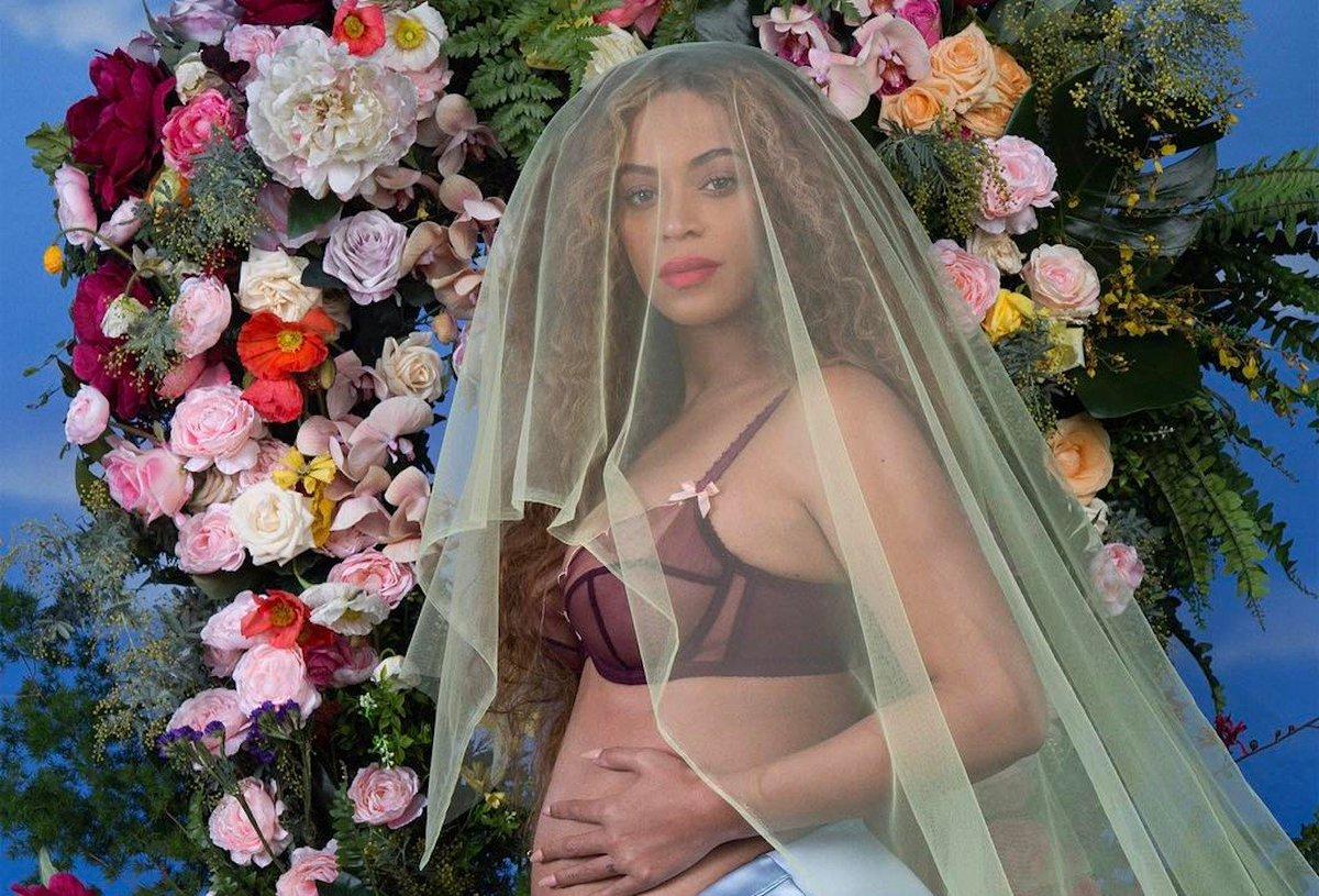 Beyonce родила двойню