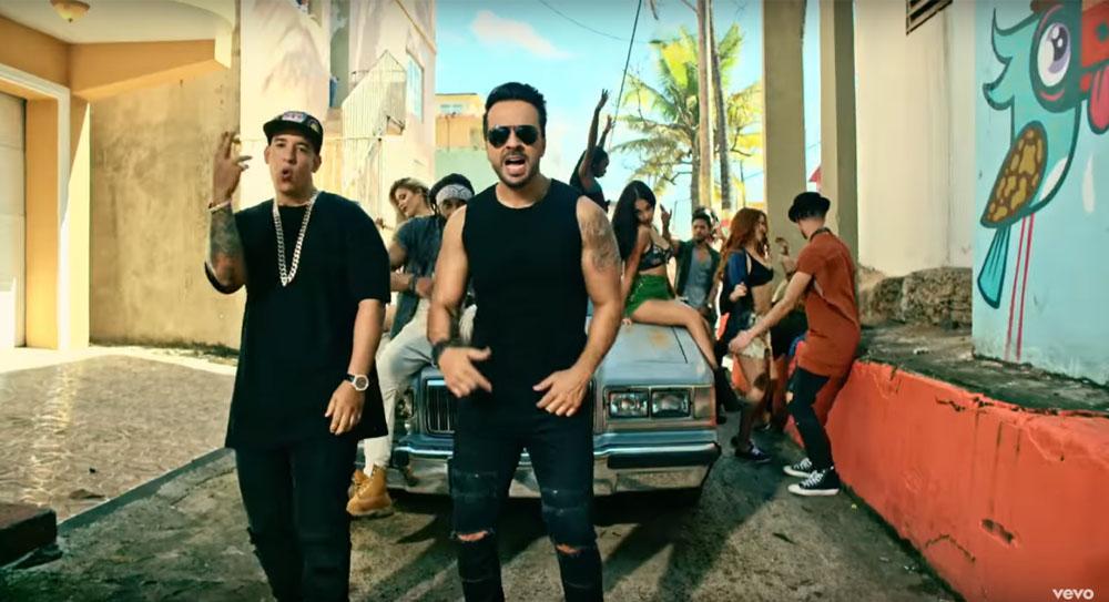 Despacito - самая популярная песня этого лета