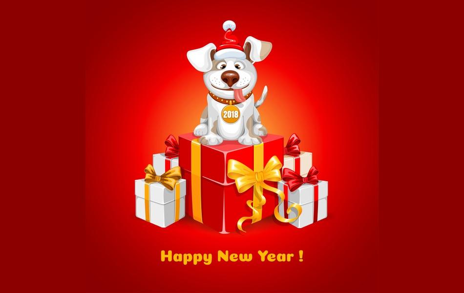 Что подарить на год собаки 2018
