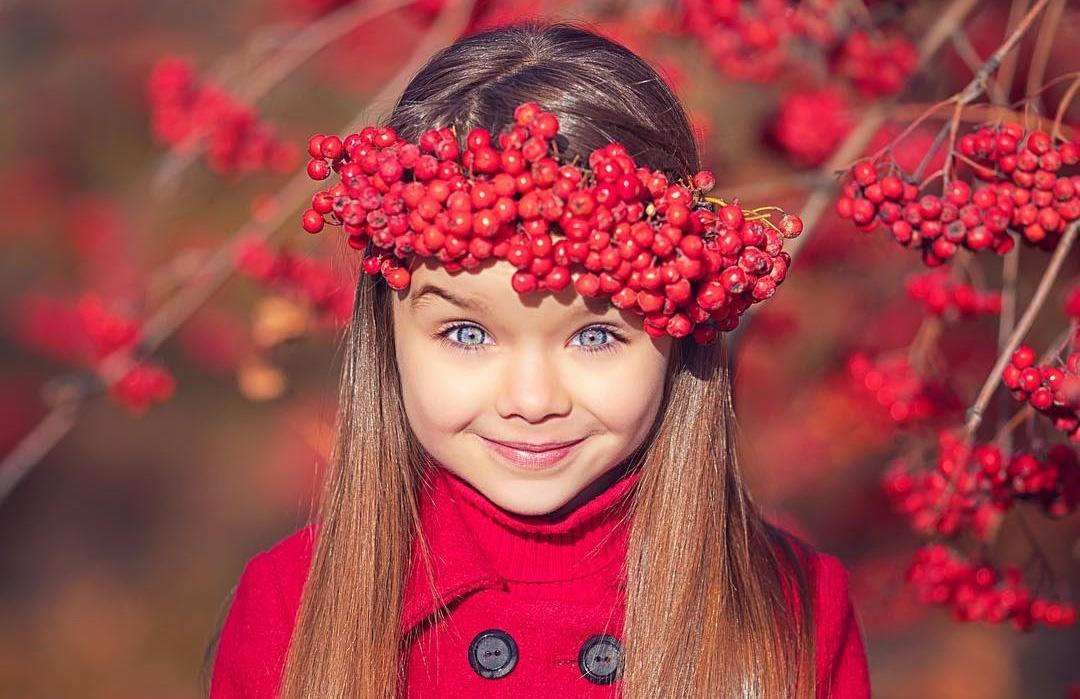 Самая красивая девочка на планете из России