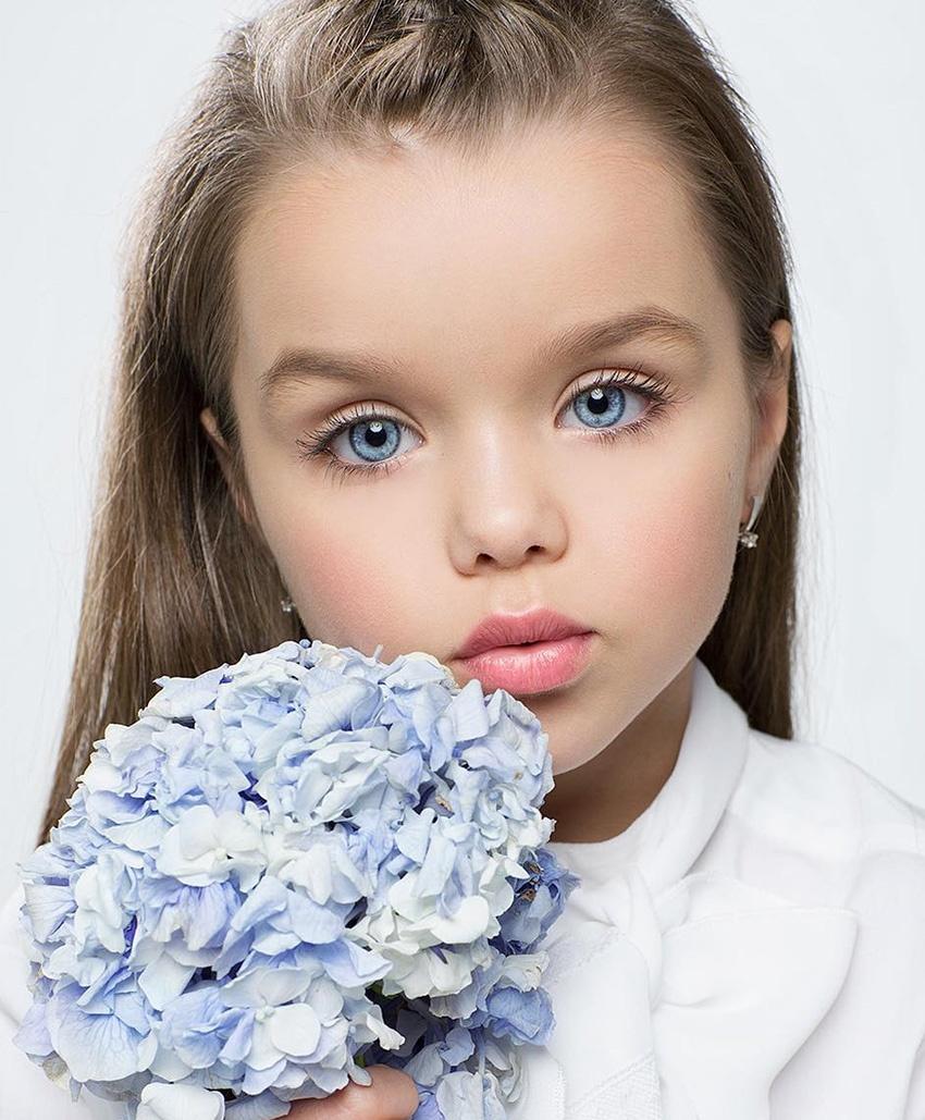 Самая красивая девочка на планете