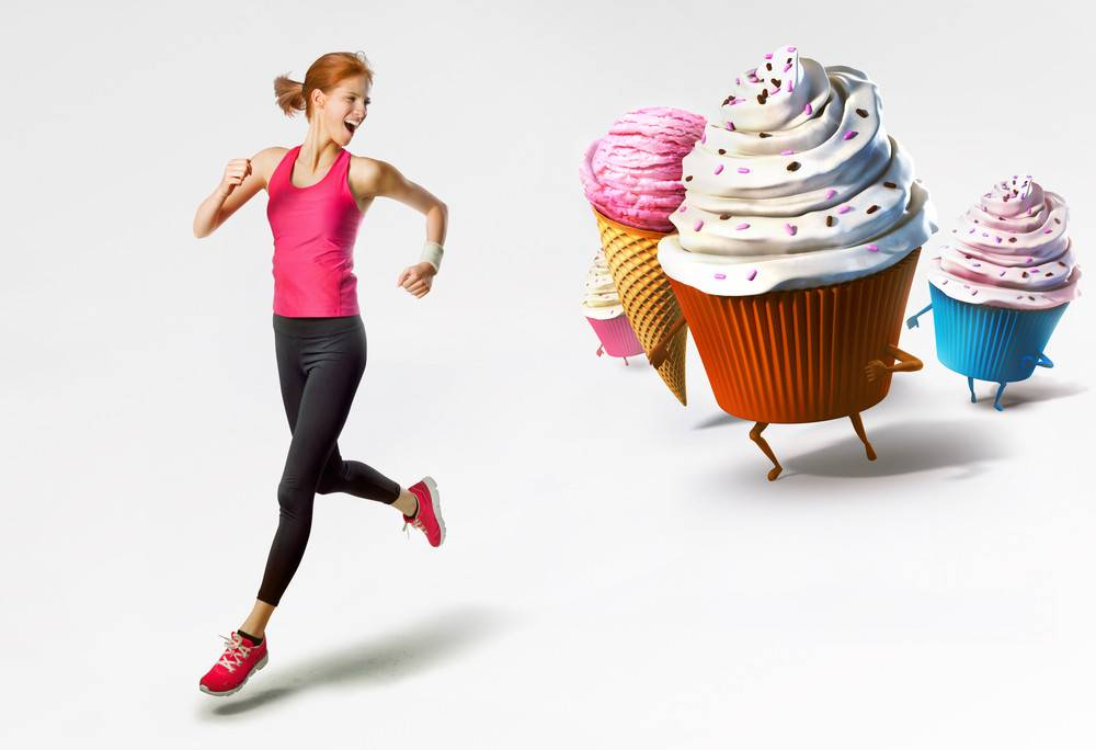 Проблемы в борьбе с лишним весом