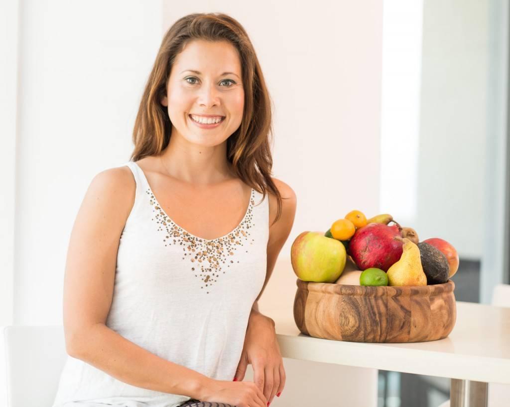 Надя Андреева специалист по аюрведе, автор блога Spinach & Yoga