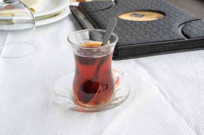 выпейте чашку чая