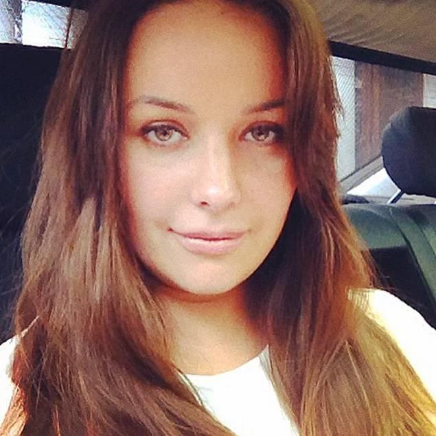 Оксана Федорова без макияжа