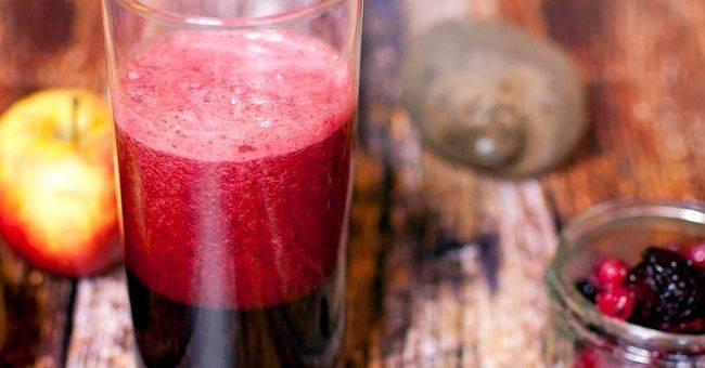Свекольно-ягодный-сок