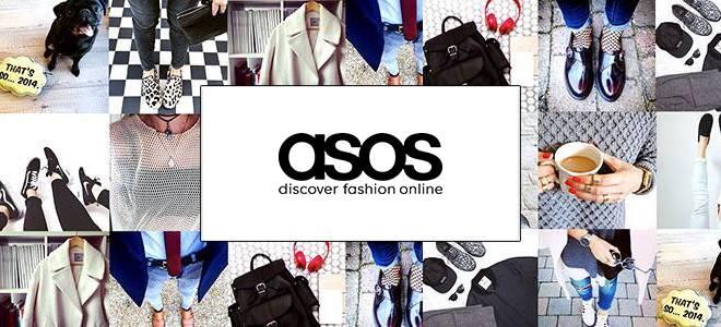Интернет магазин asos.com
