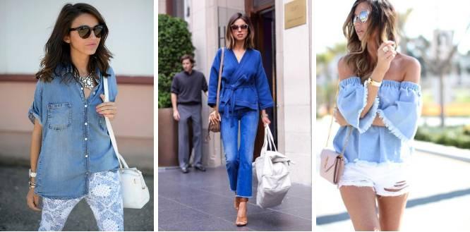 С чем и Как носить джинсы