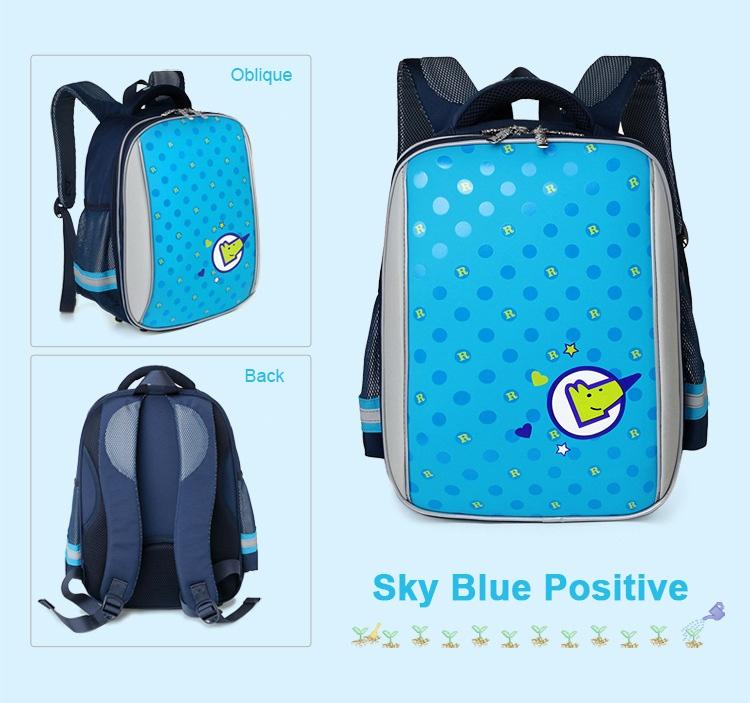 Ортопедический школьный рюкзак