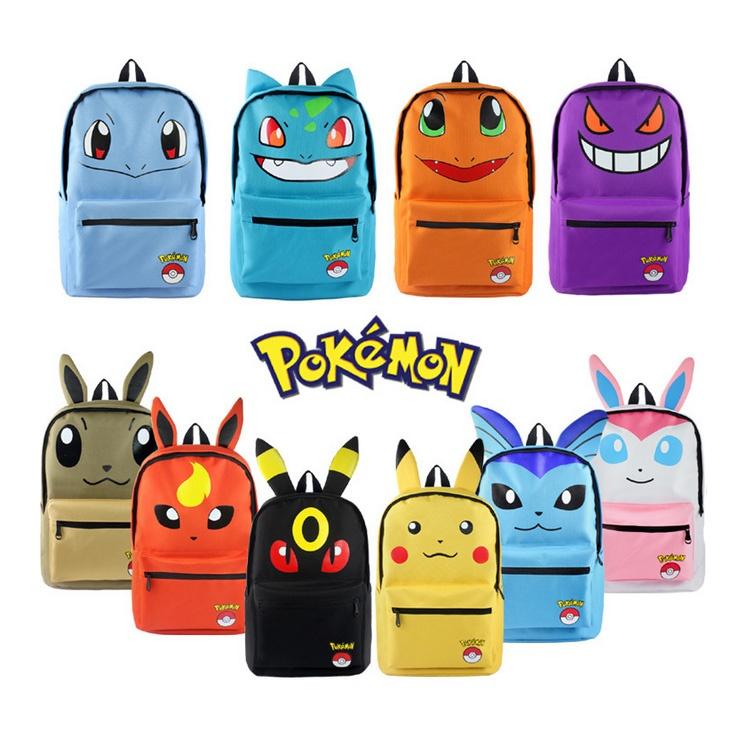 Рюкзаки с Покемонами и Пикачу