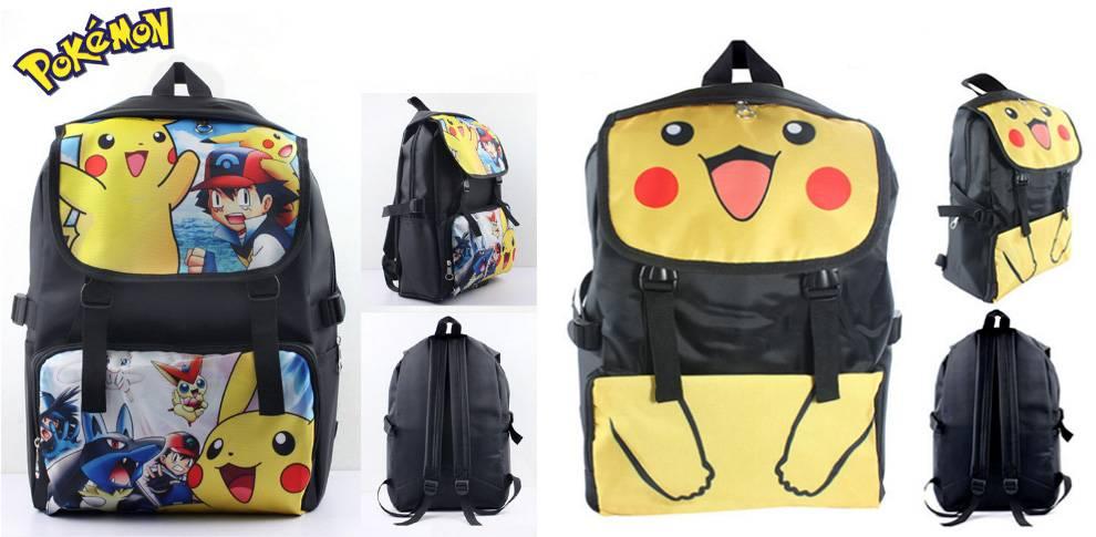 Школьный рюкзак Pokemon Go