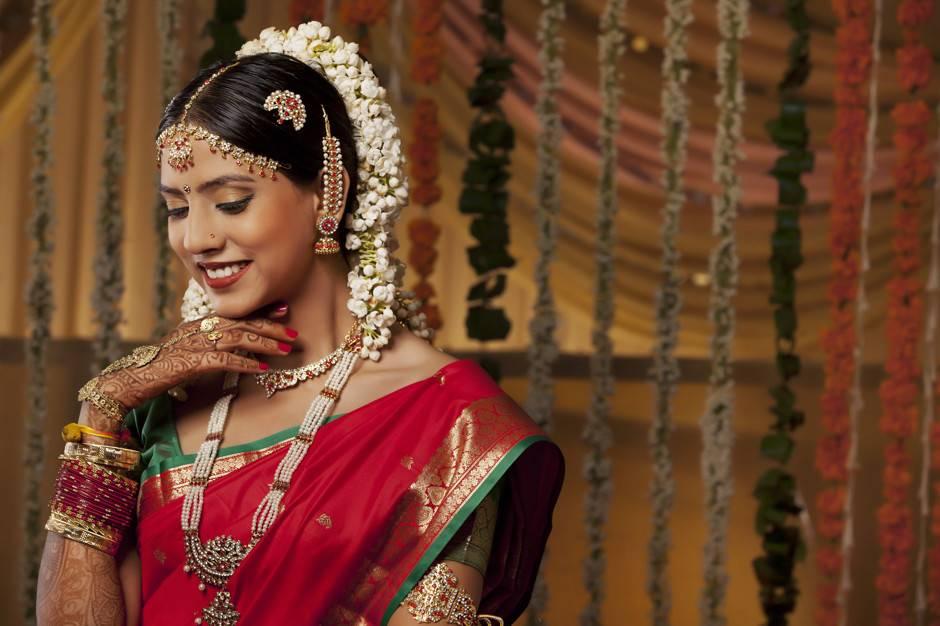 Женщины Индии секрет красоты
