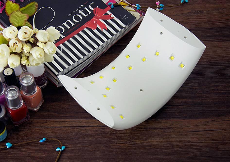 Лампа для сушки гель-лака в домашних условиях