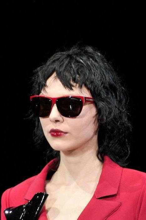 Модные очки - под цвет одежды