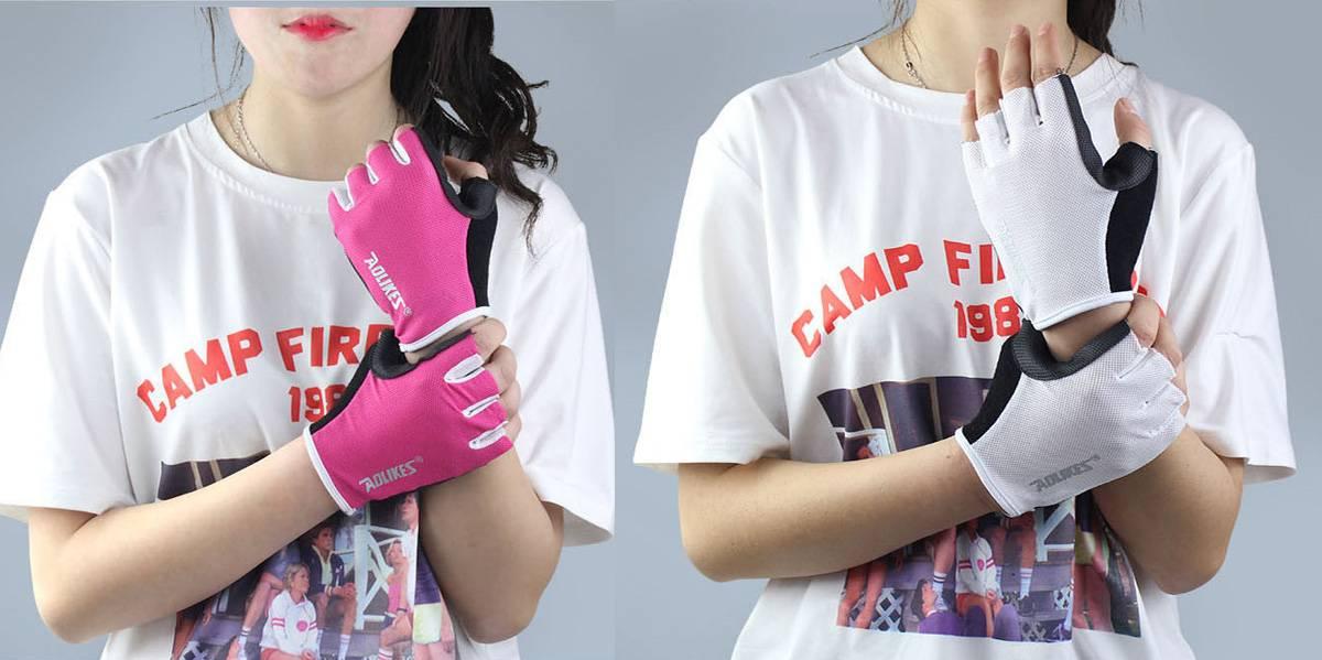 Перчатки для фитнеса и тренажерного зала Алиэкспресс