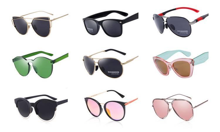 Солнцезащитные очки Алиэкспресс