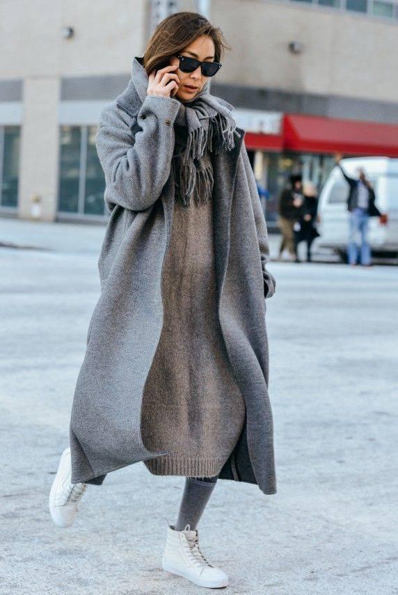 Кардиган на осень с чем носить