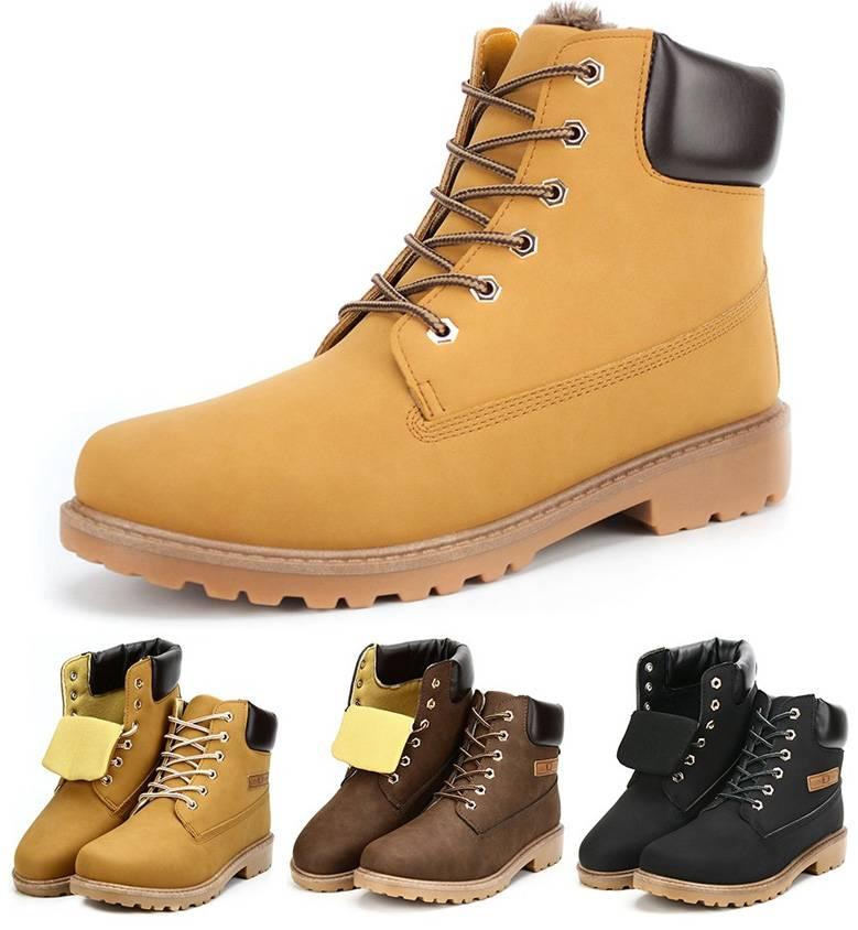 Мужские ботинки на осень и зиму