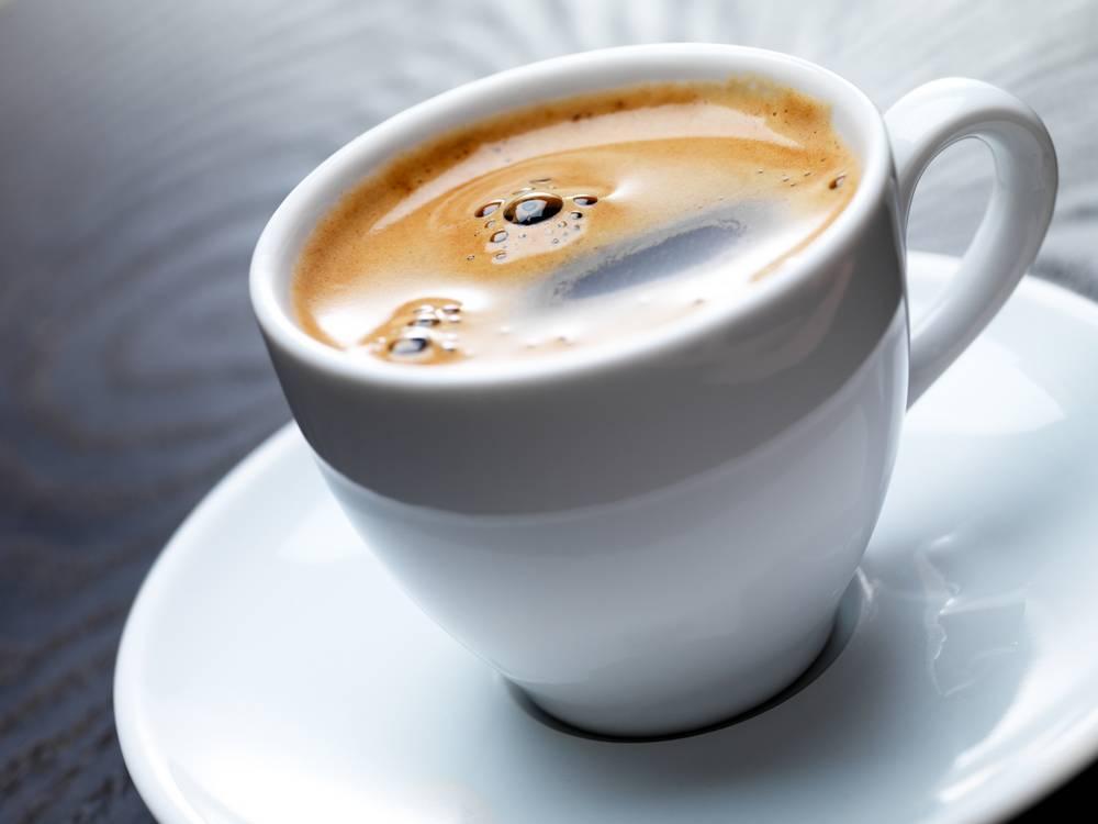 Кофе - напиток молодости