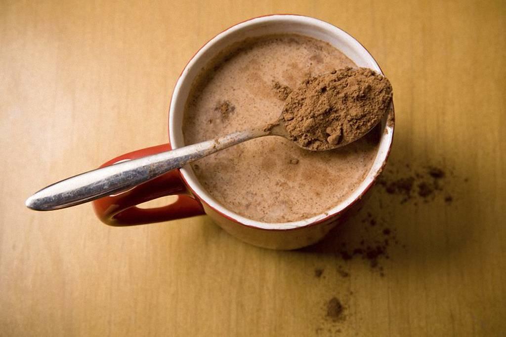 Какао - напиток молодости