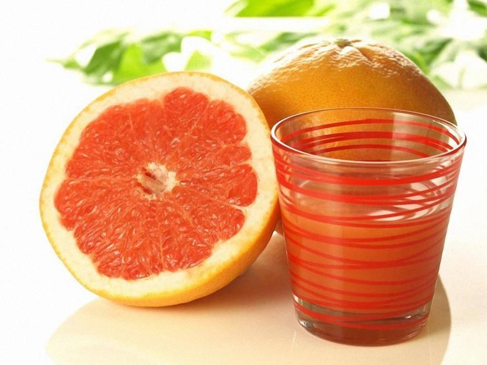 Грейпфрутовый сок - напиток молодости