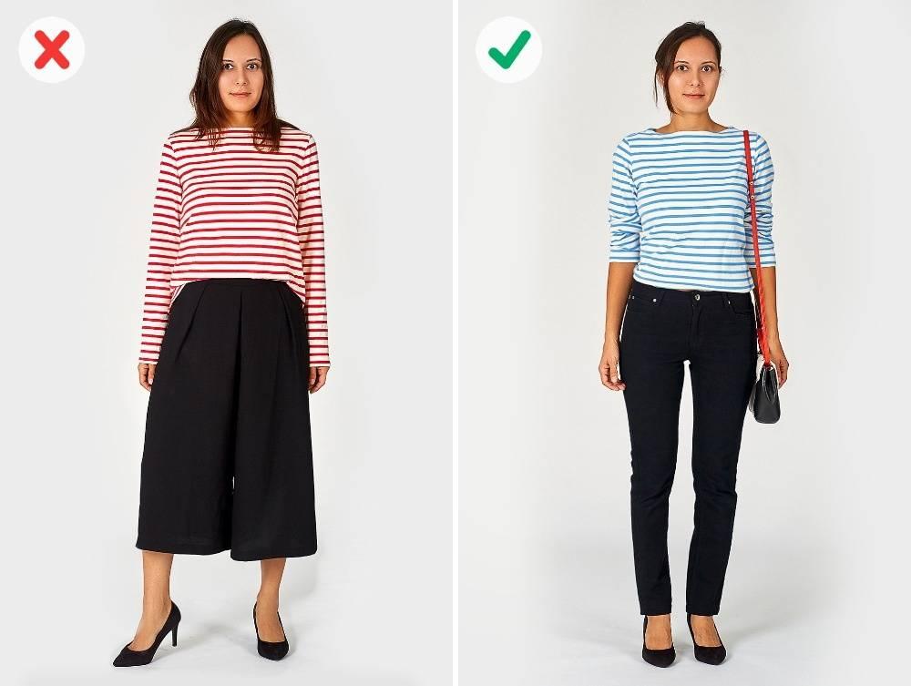 Яркие цвета при выборе одежды