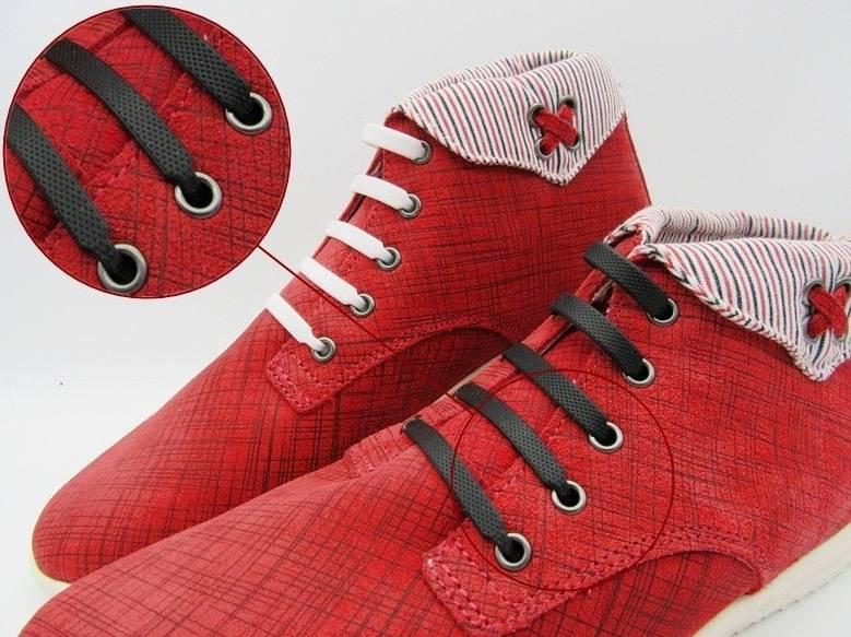 шнурки которые не надо завязывать
