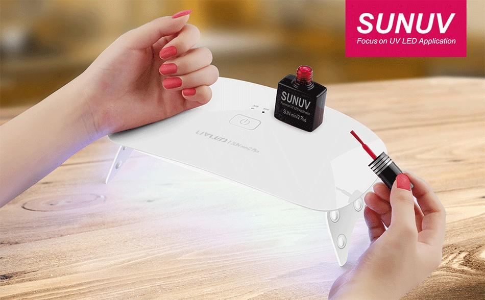 Лед-лампа SUN mini 2 Plus