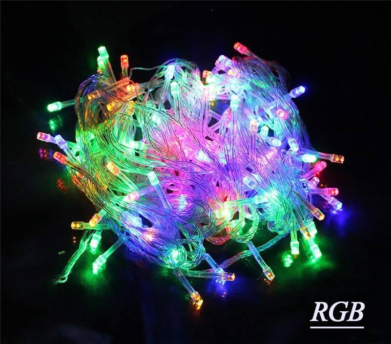 Новогодние гирлянды светодиодные