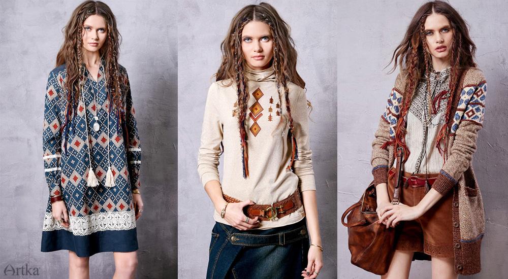 Artka - женская одежда на Алиэкспресс в стиле Бохо