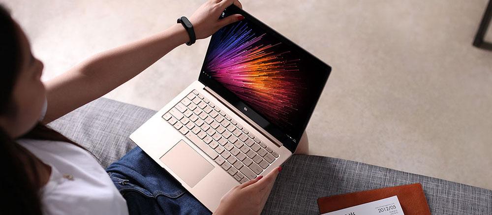 Ноутбук Xiaomi Mi Air 13-3