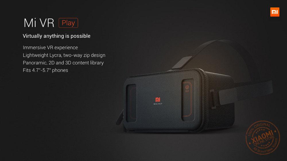 Очки виртуальной реальности Xiaomi Mi VR